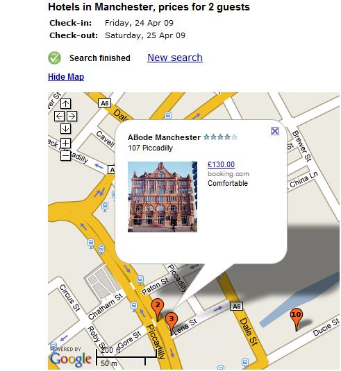 hotels-maps